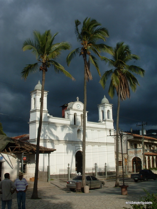 Church in Honduras