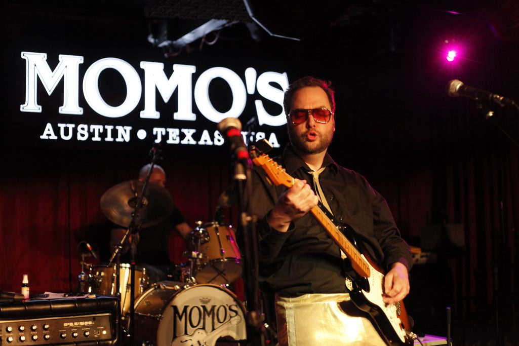 Eric Beverly and the Sunday Best Live at Momo's