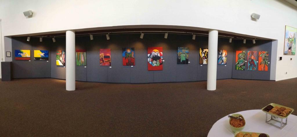 Art Exhibition in Aiken, South Carolina