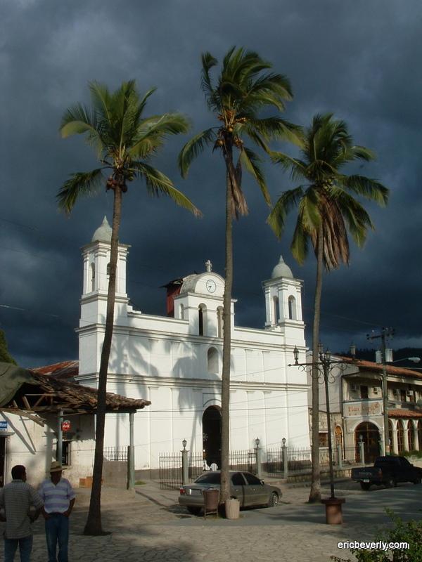 Church in Honduras