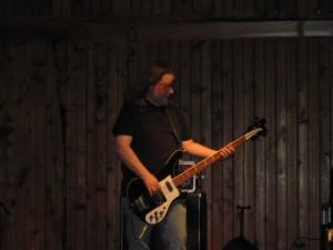 Kevin Staedeli at Saxon Pub